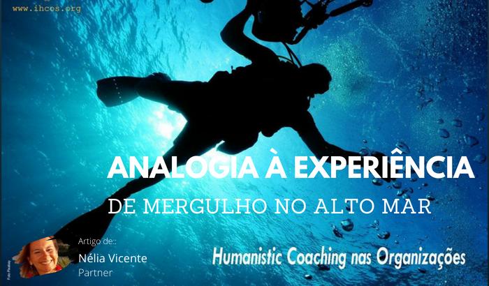 Humanistic Coaching: analogia à experiência de mergulho