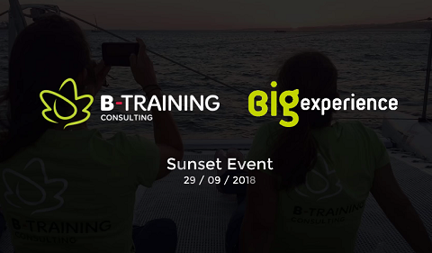 sunset event big experience