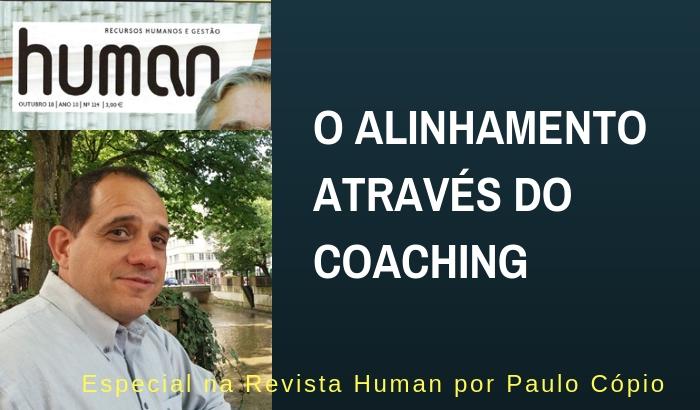 o alinhamento atraves do coaching