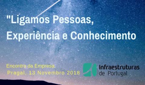 encontro empresa Infraestruturas de Portugal 2018