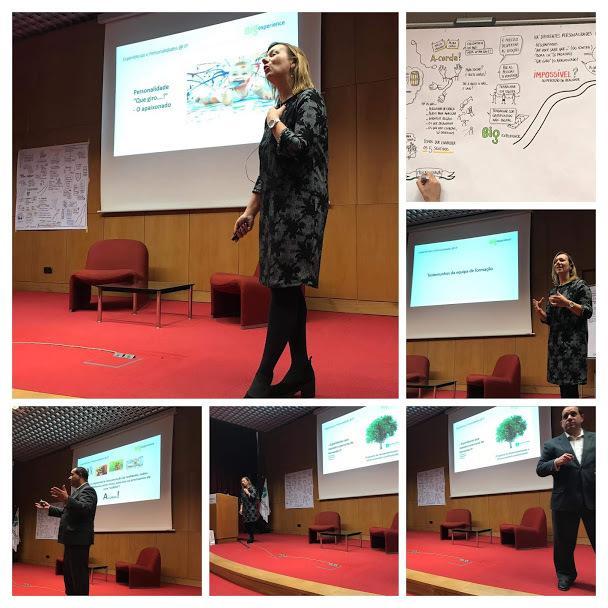A equipa da Big Experience foi convidada a participar no Encontro da empresa Infraestruturas de Portugal