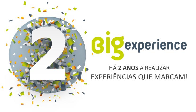 2 ano big experience