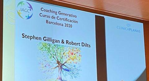 Certificação em Coaching Generativo: 1ª e 2ª parte (Barcelona)