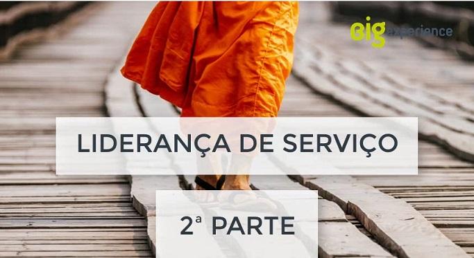 liderança de serviço 2 parte