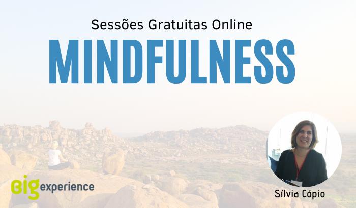 sessões mindfulness online