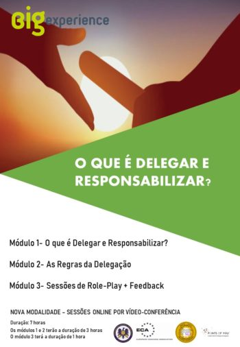 o que é delegar e responsabilizar