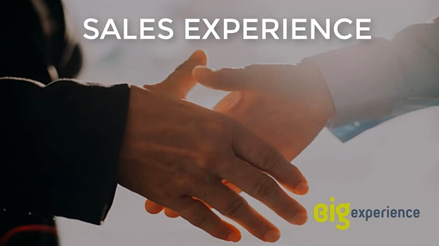 Sales Experience - Técnicas de Vendas