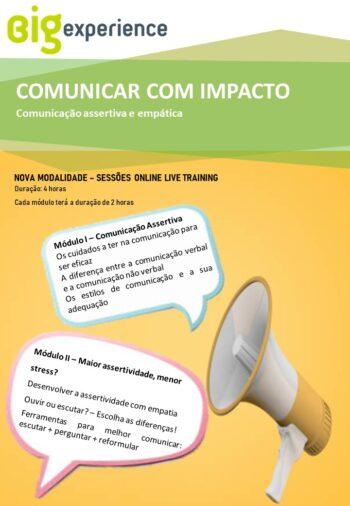 comunicação com impacto