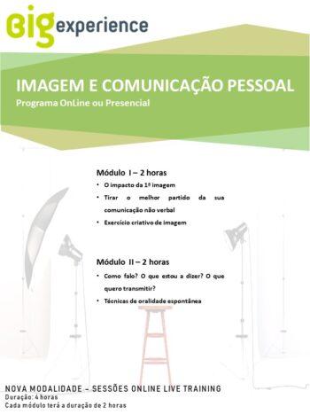 Imagem e Comunicação Pessoal