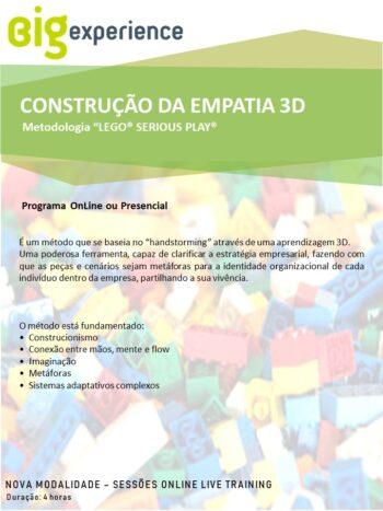 Construção da Empatia 3D
