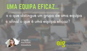 EQUIPA EFICAZ